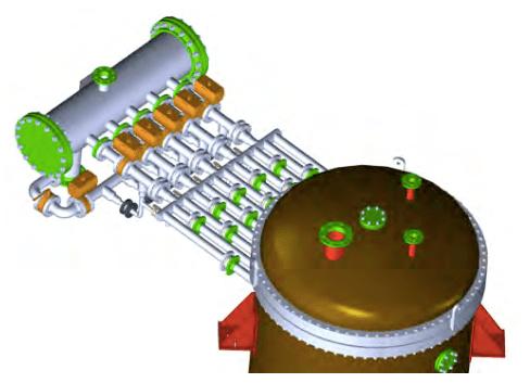 专业设计的过滤管道